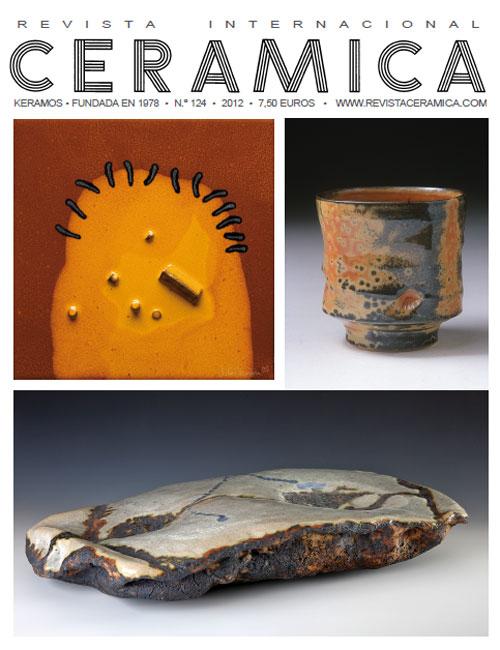 Portada de la Revista Cerámica