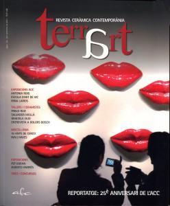 Portada del número 39 de la revista Terrart