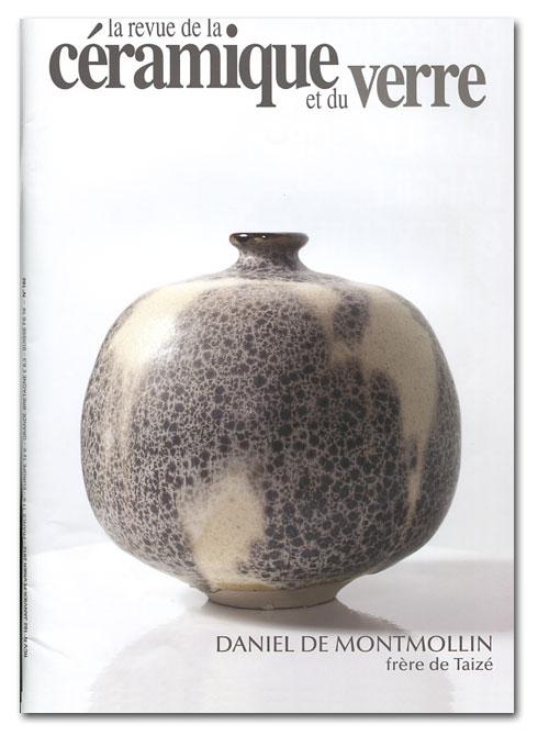 """Portada de la revista francesa """"La Revue de la Céramique et du Verre"""""""