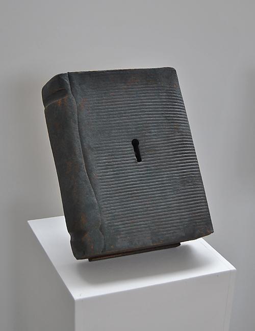 Escultura de Daniel Caxigueiro