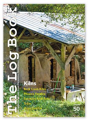 """Portada de la revista """"The Log Book"""""""