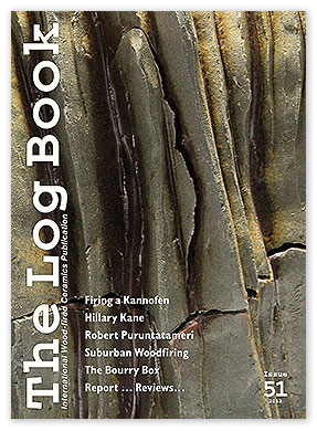 Portada de la revista The Log Book