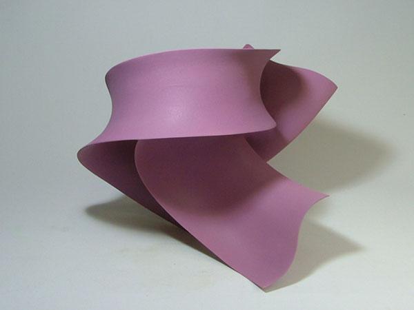 Escultura cerámica de Wouter Dam