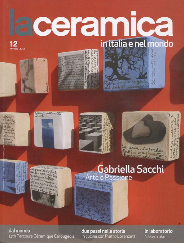 """Revista """"La Ceramica in Italia e nel Mondo"""""""