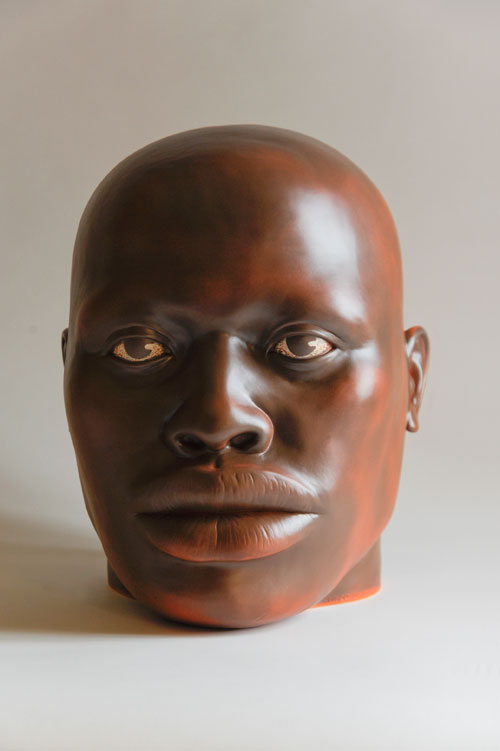 Escultura de Samuel Bayarri