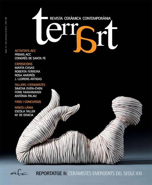 portada de la revista Terrart
