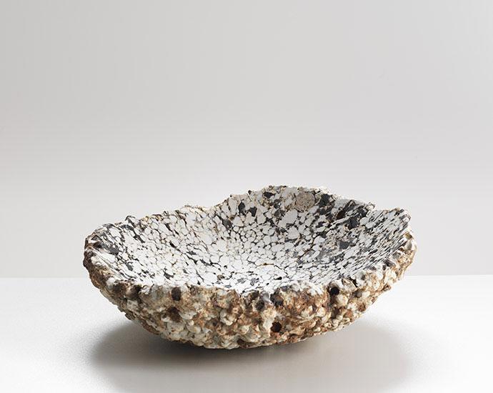 Escultura cerámica de Claudi Casanovas