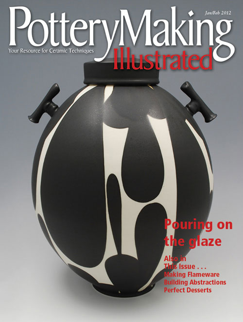 Portada de la revista Pottery Making Illustrated