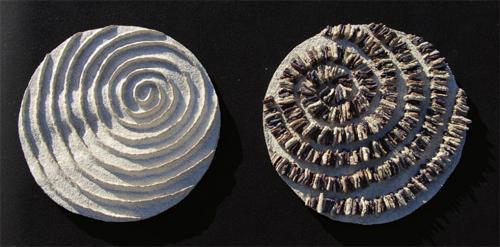 Pieza de cerámica de Sofia Beça