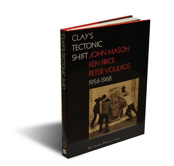 Portada del libro Clay's Tectonic Shift