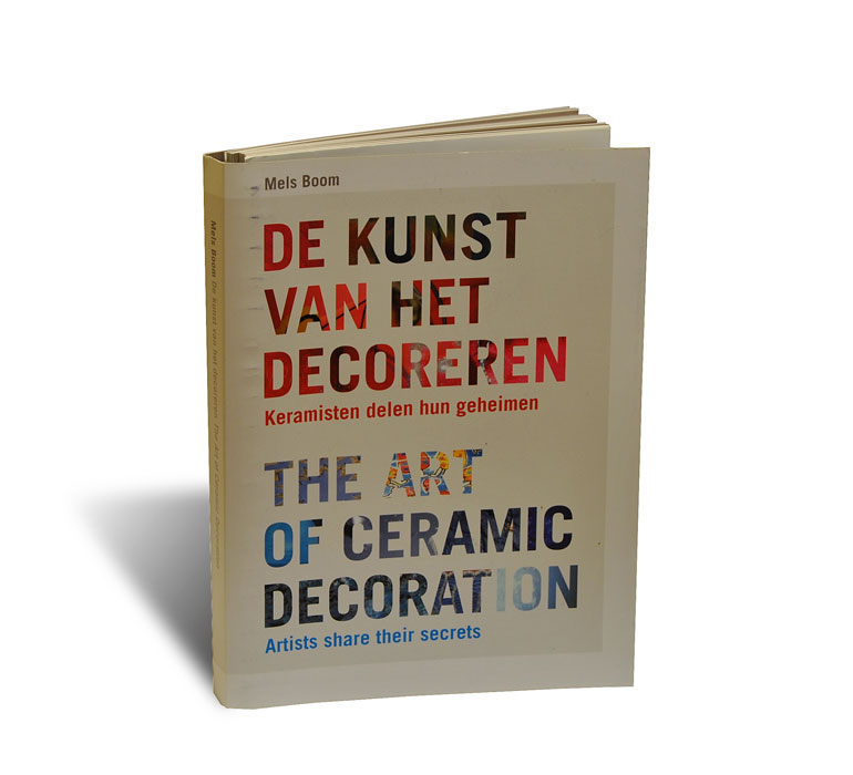 "Portada del libro ""The Art of Ceramic Decoration"""