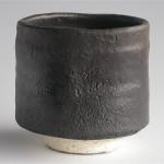 Taza para la ceremonia del té de Masakazu Kusakabe