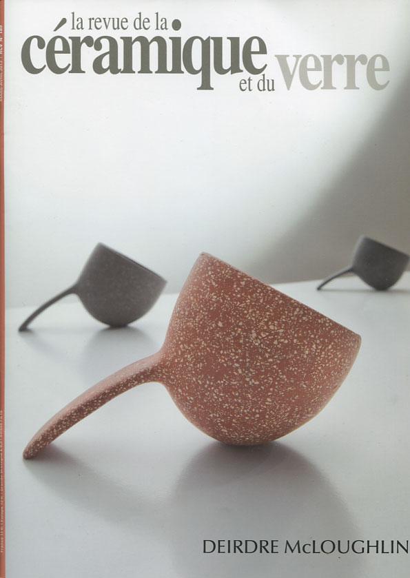 """Portada del número 189 de la revista frances """"La Revue de la Céramique et du Verre"""