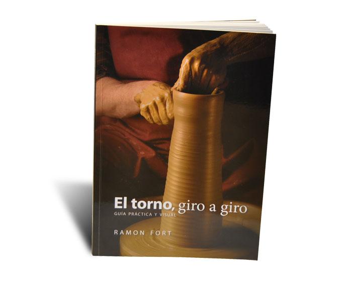 """Portada del libro """"El torno, giro a giro"""", de Ramón Fort"""