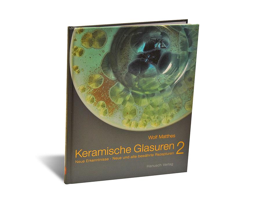 Portada del libro Keramische Glasuren