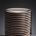 Pieza de cerámica de Sara Biassu
