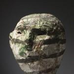 Pieza de cerámica de Xavier Toubes
