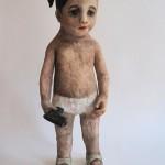 Escultura cerámica de Claudia Álvarez