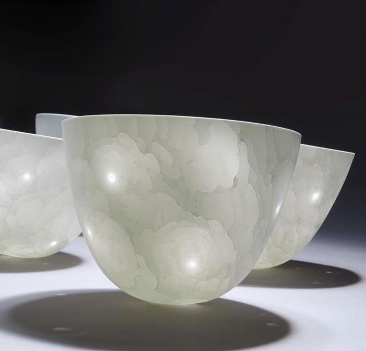 Piezas de porcelana de Arnold Annen
