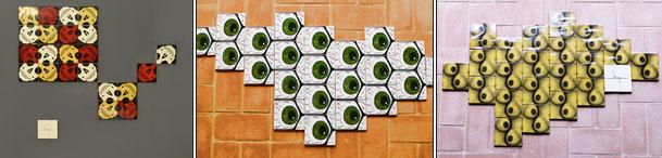 Diseño de azulejos de Bussoga Disseny