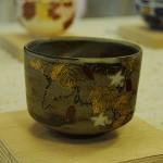 Pieza de cerámica de Kotoge Tanzan