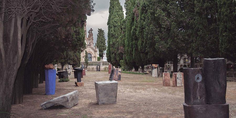 Vista de la exposición de Madola