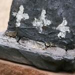 Detalle de pieza de cerámica de Madola