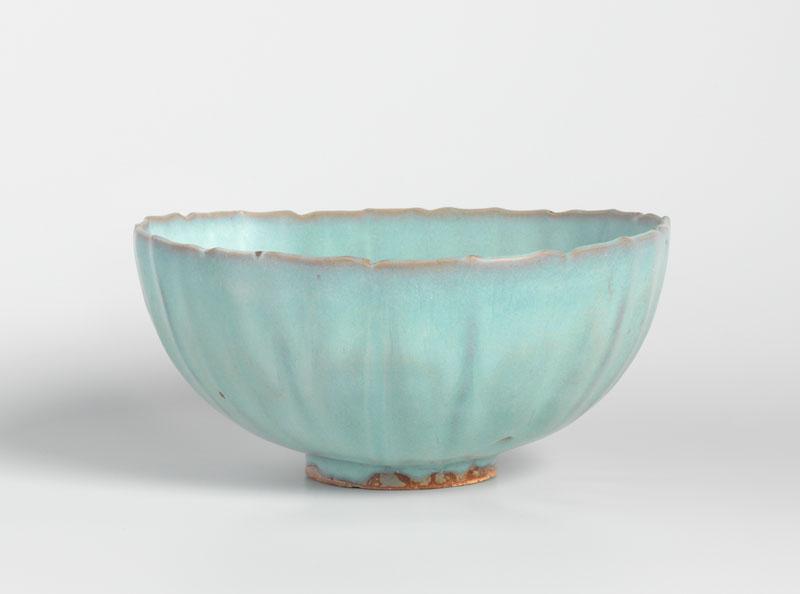 Cuenco de cerámica del período Jin (S. XIII)