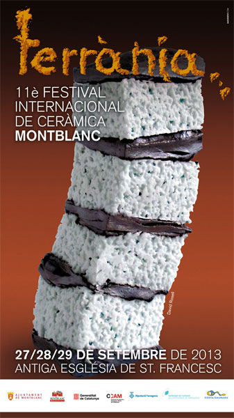 Cartel de Terrania 2013