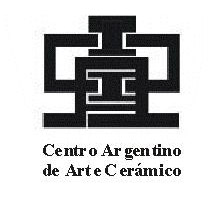Logo del Centro Argentino de Arte Cerámica