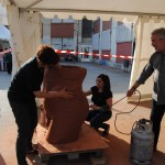 Actividades en la Feria de cerámica de Ponferrada 2013