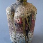 Pieza de cerámica de Owen Rye