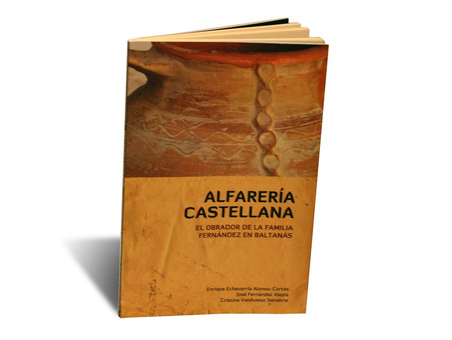 Portada del libro Alfarería Castellana