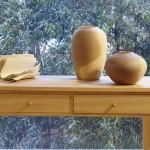 Pieza de cerámica de Carol Young