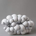 Escultura cerámica de Steep Ipsen
