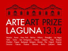 Logo del concurso de Arte Laguna 2014