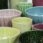 Pieza de cerámica de Fernando Alcalde