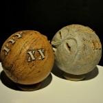 Escultura cerámica de Gerardo Queipo