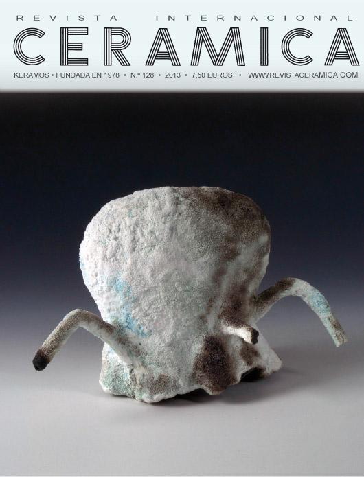 Portada del número 128 de Revista Cerámica