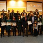 Finalistas de los Premios Nacionales de Cerámica 2013
