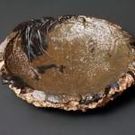 Pieza de cerámica de Agathe Larpent