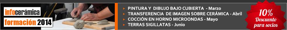 banner de cursos Infoceramica