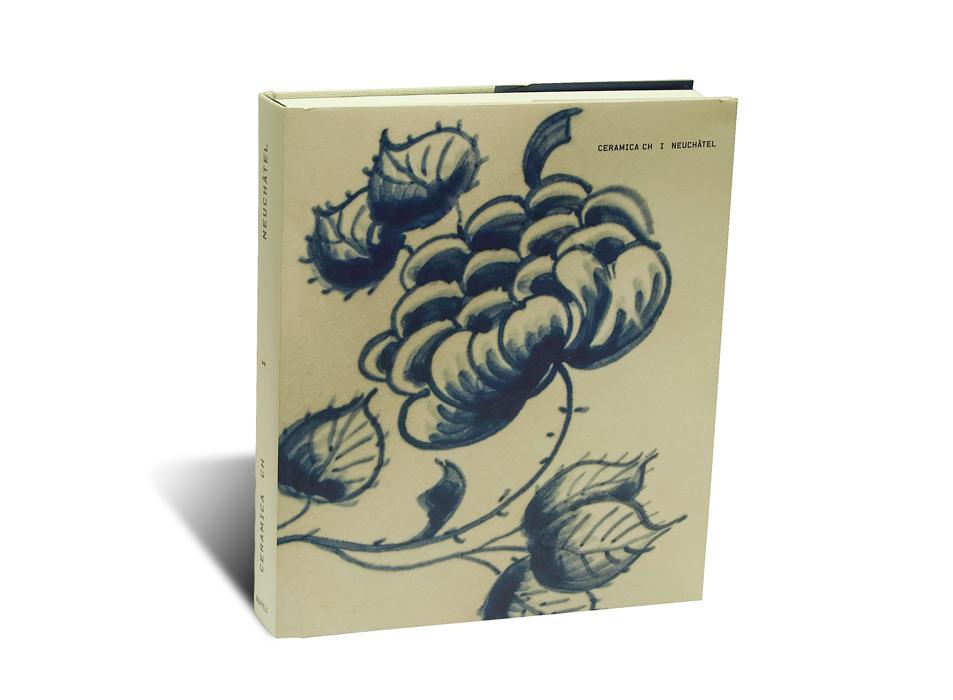 Portada del libro Ceramica CH, I Neuchatel
