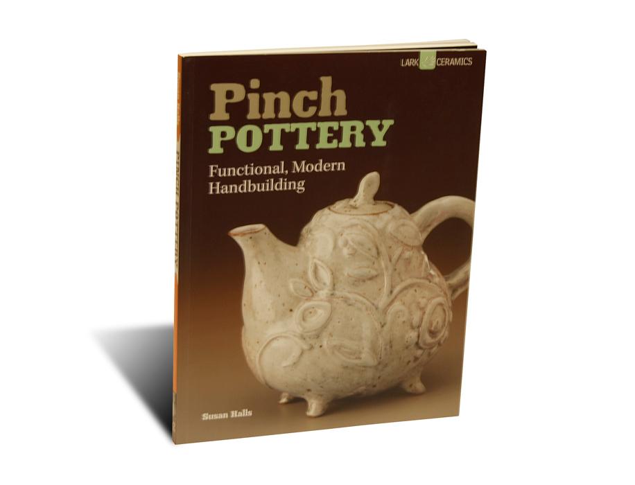 Portada del libro -Pinch Pottery-