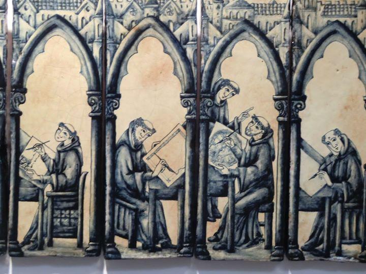 Pieza de cerámica de Antonia Donoso