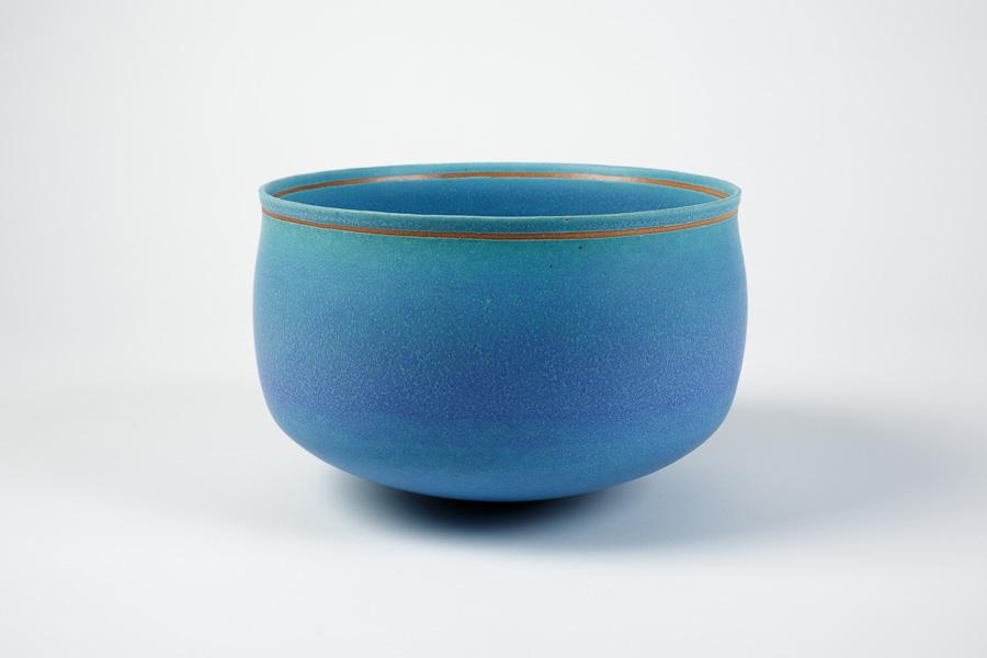 Pieza de cerámica de Alev Ebüzziya Siesbye
