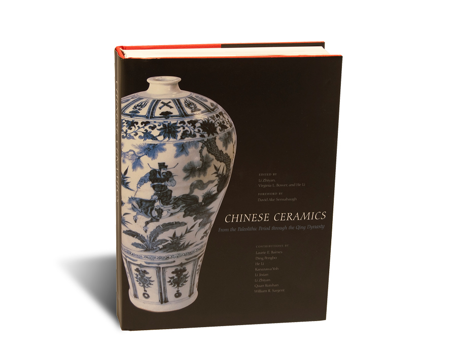 Portada del libro Chinese Ceramics