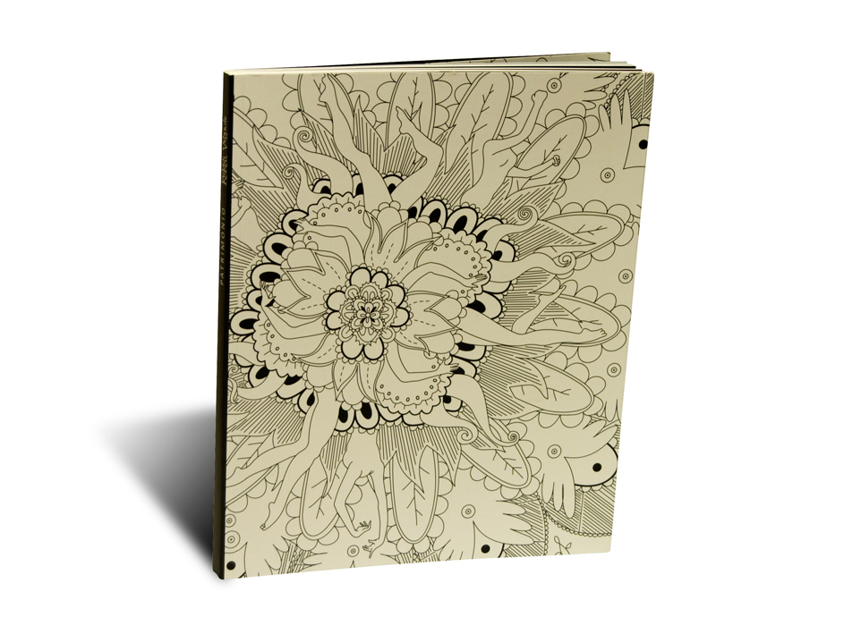 """Portada del libro """"Patrimonio: Kukuli Velarde"""""""