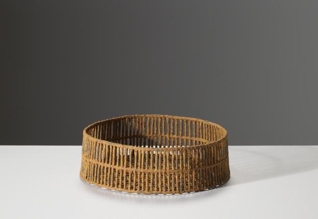 Pieza de cerámica de Annie Turner