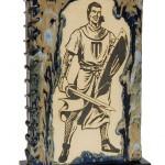 Escultura cerámica de Carme Coma